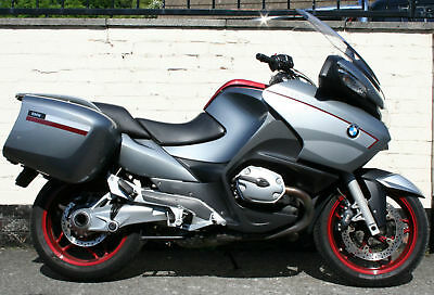 Bmw R 1200 R1200 Rt Abs 06 Reg Beautiful Condition  Colour Matched Luggage