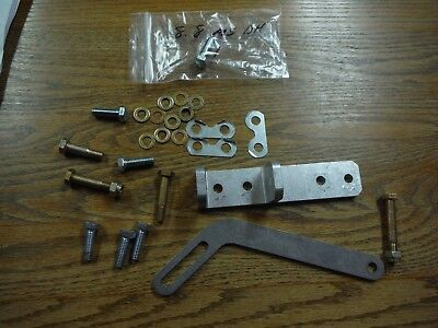 ALTERNATOR mount BRACKET ES KIT FOR NIPPON DENSO for Lycoming 0-320 etc.