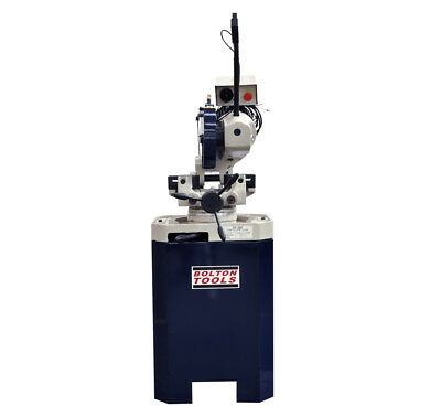"""14"""" Inch Slow Speed Cold Cut Saw With Swivel Base CS-350"""