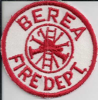 Ärmelabzeichen Berea Fire Department