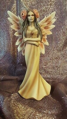 BNIB Retired 2013 Ltd Ed Signed Vintage Angel EMERGENCE by Jessica Galbreth