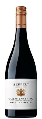 Seppelt `Chalambar` Shiraz 2016 (6 x 750mL), Heathcote, VIC.