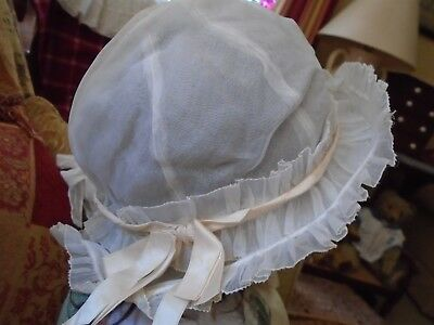 Antique Large Baby or Toddler Hat