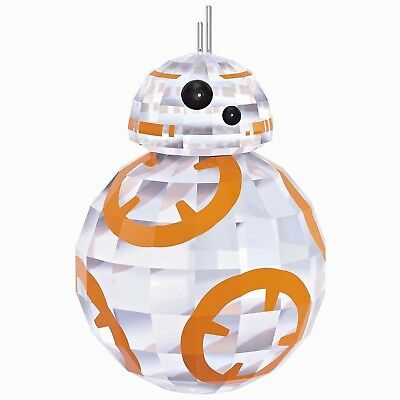 Swarovski Bb-8 Star Wars Disney 2017 Swarovski Crystal  5290215