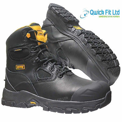 New Mens Magnum Waterproof Steel Toe Cap Safety Boots Military Combat Shoes Size