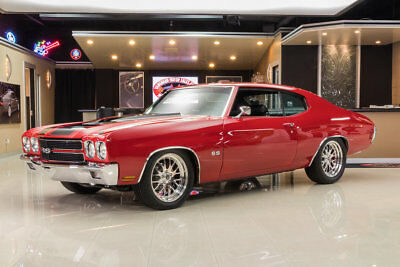 Chevrolet Chevelle Restomod Frame Off Build! GM 502ci Ramjet V8, 4L80E Automatic, Wilwood Brakes, PS, PB