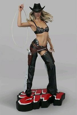 Quarter Scale Statues--Sin City - Nancy Callahan 1:4 Scale Statue