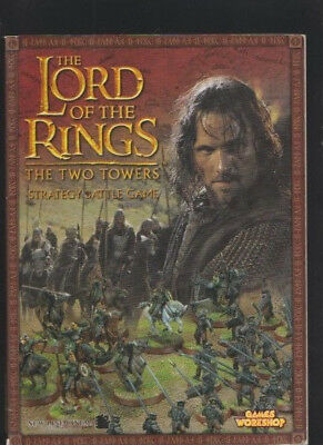 Games Workshop:The Lord Of The Rings The Two Towers Strategy Battle Game