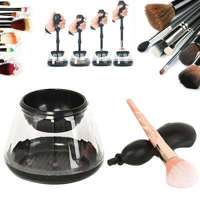 Electric Makeup Brush Cleaner Cosmetic Brushes Drying Washing Machine Tools Set
