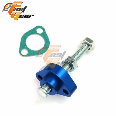 Blue Manual Timing Cam Chain Tensioner For VTR 1000 Super Hawk 98 99 00 01-05