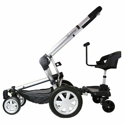 Ride On Buggy Board With Optional Seat/Saddle Compatible With iCandy Buggy Pram