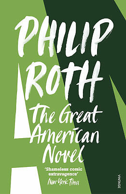 The Great American Novel, Philip Roth