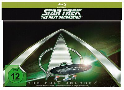 Star Trek - The Next Generation - The Full Journey # 41-BLU-RAY-BOX-NEU
