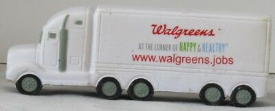 WALGREENS' At the Corner of HAPPY & Healthy STRESS RELIEVER Truck Shape