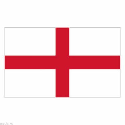 8ft x 5ft Jumbo England Flag St George Football World Cup Party Decoration 96x60