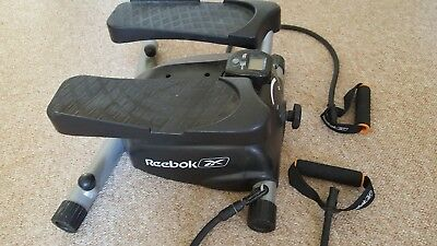 REEBOK LATERAL STEPPER, Resistance Bands & Electronic Calorie Counter. Fitness !