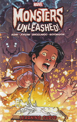 Monsters Unleashed Volume 2: Learning Curve Softcover Graphic Novel