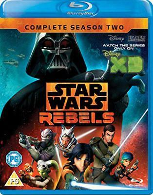 Star Wars: Rebels - Stagione 2 [Blu-ray ] [ SENZA BLOCCHI REGIONALI],DVD
