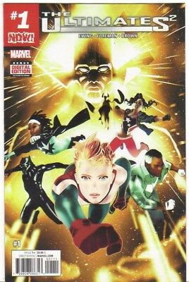 The Ultimates 2 #1 NM (2017) Marvel Comics