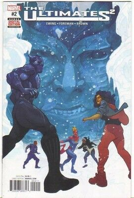 The Ultimates 2 #2 NM (2017) Marvel Comics
