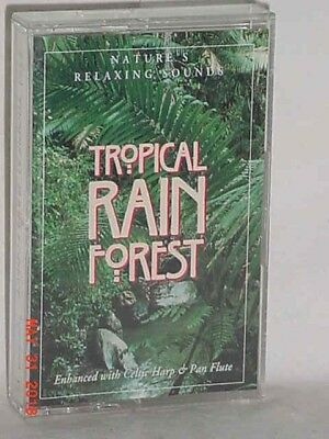 TROPICAL RAIN FOREST Sound Card by Sound Oasis (SC-250-03) - $14 99