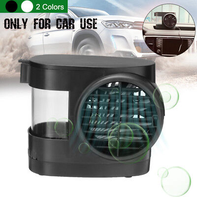 12V Car Truck Cooler Conditioning Air Conditioner Fan Water Ice Evaporative