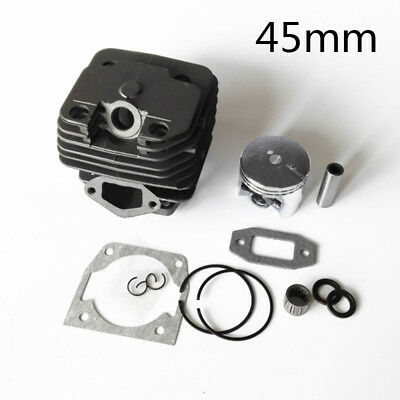 Cylinder and Piston Pin Clips Kit Set Replacement for 52CC 5200 Chainsaw Part