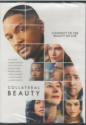 Collateral Beauty (Dvd, 2017) New