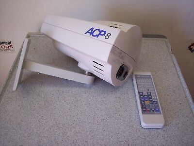 Topcon ACP-8 Auto Chart Projector with Wall Mount