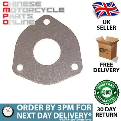 Lextek Downpipe to Silencer Gasket 3 Bolt Fixing for Kinroad (DWNPPGSK002)