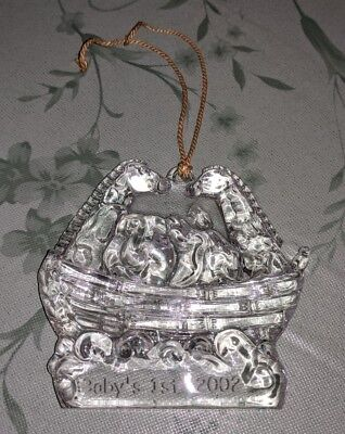 NOAHS ARK BY Gorham Sterling Silver Child'S Set 2pc Bowl and