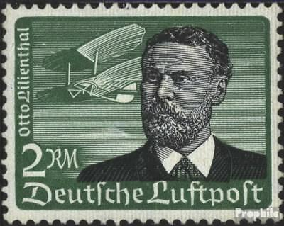 German Empire 538x used 1934 Otto Lilienthal