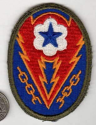 Original US ARMY Air Corps Air Force WWII Korea War era Unit Squadron Patch