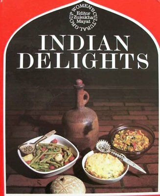 INDIAN DELIGHTS-A Book on Indian Cookery-Zuleikha Mayat- BRAND NEW