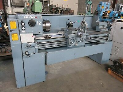 """Leblond Servo Shift 15x54"""" Lathe Well Tooled with Taper Attachment"""