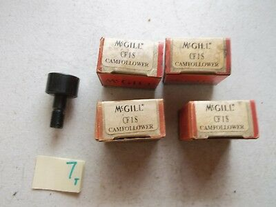 Lot Of 4 New In Box Mcgill Cf1Sb Cam Follower (114-1)