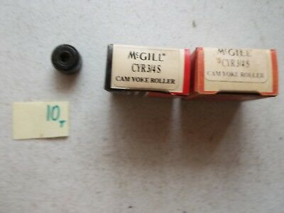 Lot Of 2 New In Box Mcgill Cyr3/4S Cam Roller (114-1)
