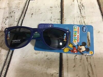 Disney Store Kids Mickey Mouse Surf Sunglasses 100%  UV New