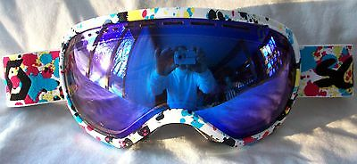 8522354ec508 NEW  120 Scott Womens Off Grid Pink Blue Red Snow Ski goggles roxy red  Ladies