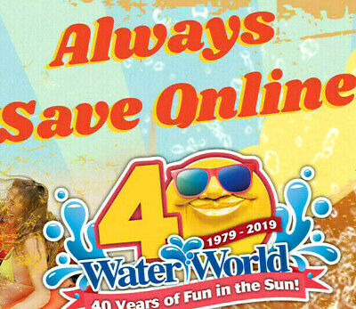 Water World Denver Tickets $31  A Promo Discount Tool