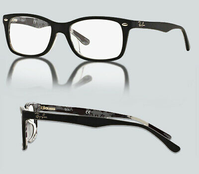 989a3348a6 RAY-BAN RX5228 5405 50mm Top Mat Black On Tex Camuflage Eyeglasses ...