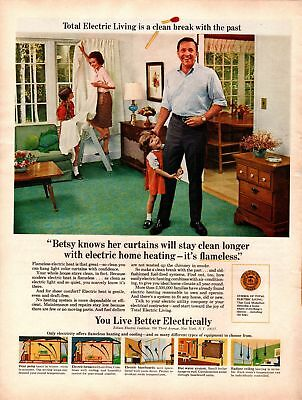 1967 Life Magazine Advertisement Edison Electric Institute 1 Page AD   A275