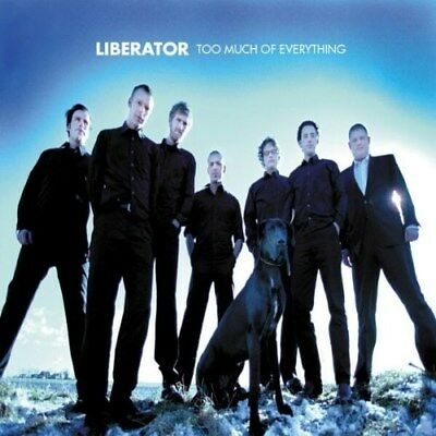 LIBERATOR * Too Much Of Everything LP neu*new *Ska*2Tone