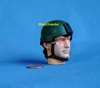 Us Army 1:6 Mich Tc-2002 Cut Advanced Combat Helmet Ach