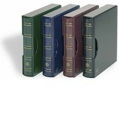 LIGHTHOUSE 334295 Turn-bar Binder with Slipcase in Classic des