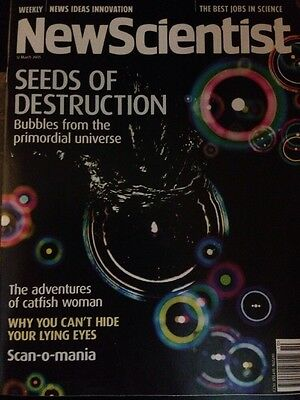 New Scientist 12 March 2005