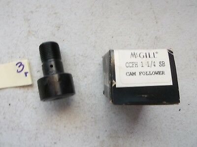 New In Box Mcgill Cam Follower Ccfh 1 1/4 Sb (110-1)