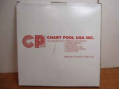 Honeywell  24001660-002 Chart Pool 10.313 In 0 To 300 1 Day Pk 100 New