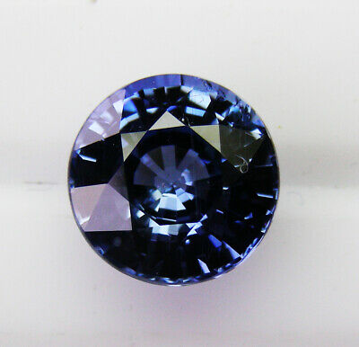 GIA CERTIFIED UNTREATED 4.07ct!!  BLUE SAPPHIRE 100% NATURAL -EXPERTLY FACETED
