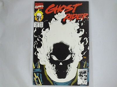 Ghost Rider #15 Glow In The Dark Cover Marvel Modern Age July 1991